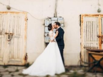 Ślub i wesele jak z bajki - Cecilie & Thomas