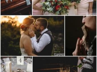 Aga & Chris - polsko - brytyjskie wesele w Oranżerii